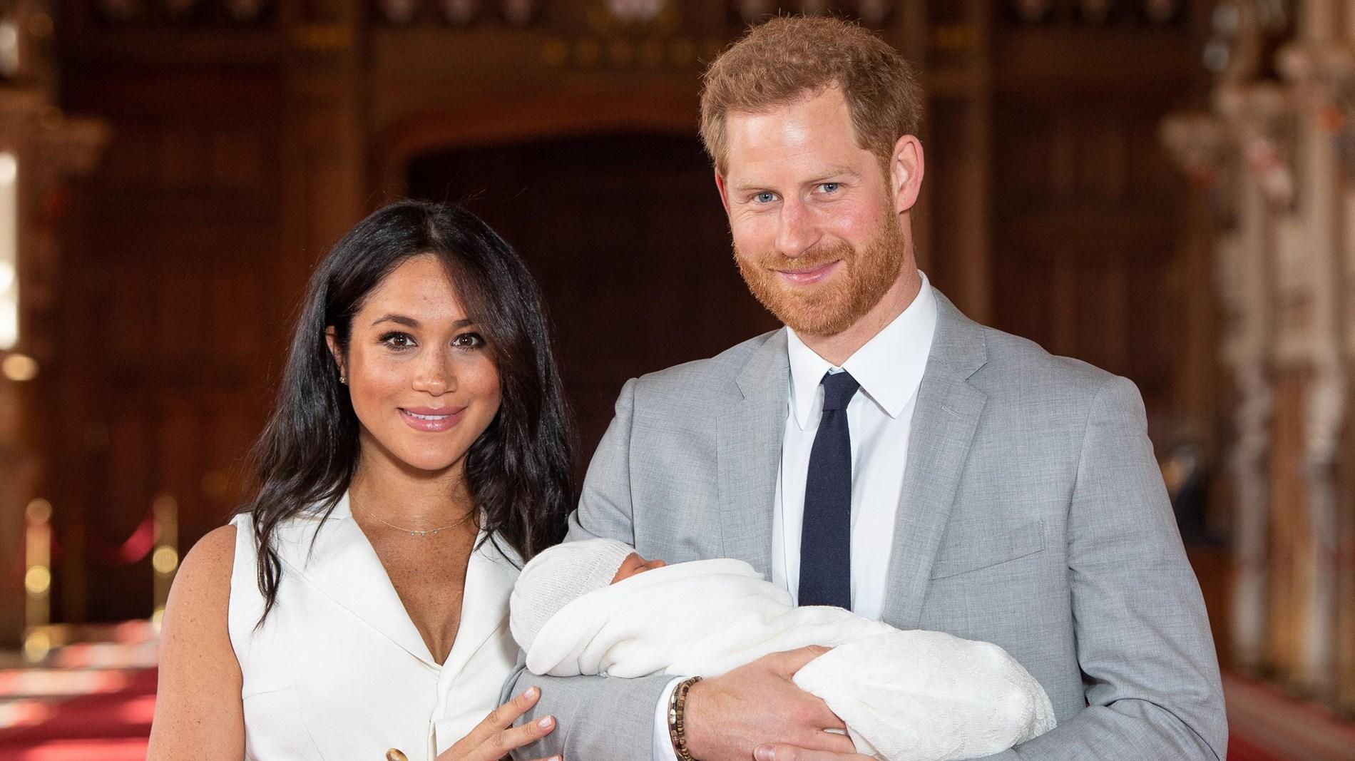 مستوحى من الأمير هاري وابنها آرتشي.. ميغان ماركل تعلن عن كتابها الجديد للأطفال