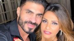 صورة خالد سليم وزوجته حديث الجمهور.. وصفها بالحب وهكذا ردت