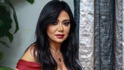 رانيا يوسف بإطلالة جذابة في أول يوم من تصوير مسلسل «الآنسة فرح»