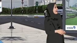 مطار أبوظبي متحف فني يحتضن المبدعين