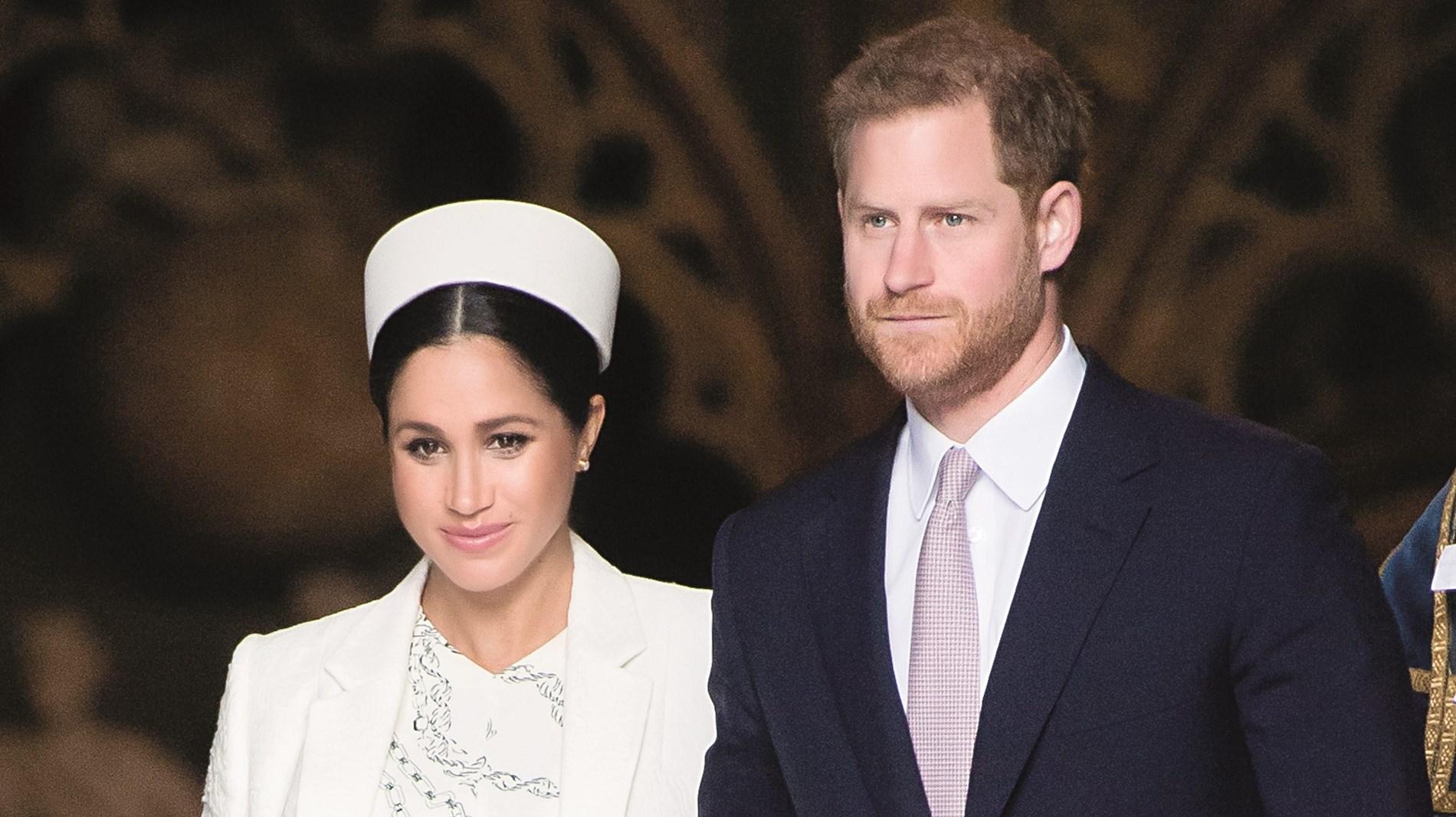 ترشيح مقابلة الأمير هارى وميغان ماركل مع أوبرا وينفري لجائزة «إيمي»