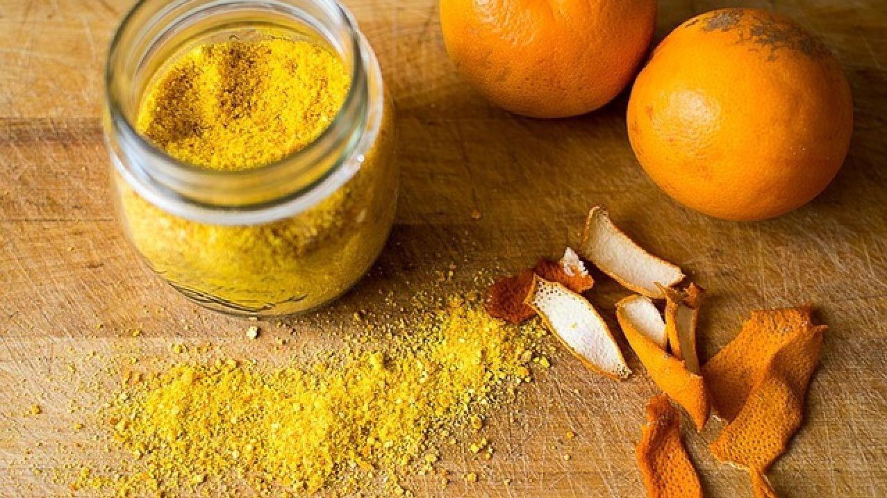 لقشر البرتقال فوائد مذهلة.. تعرفي إليها