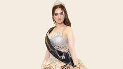 مهرة محمد ملكة جمال السياحة الدولية 2021
