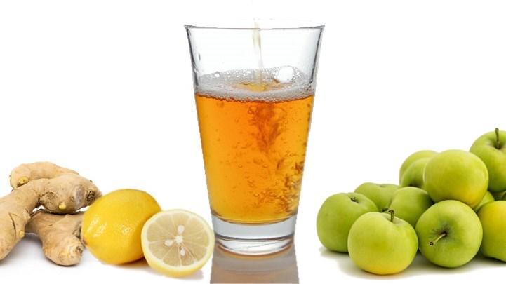 باستخدام 4 مكونات فقط.. مشروب سحري يخلصك من سموم الجسم