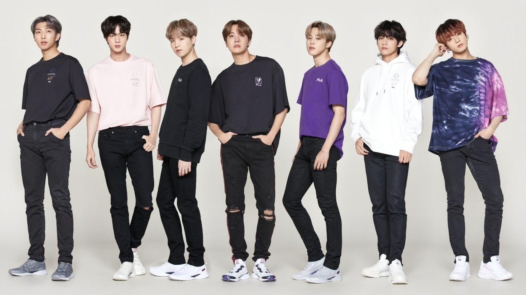 فرقة «BTS» تحصل على جوازات دبلوماسية.. لهذا السبب!