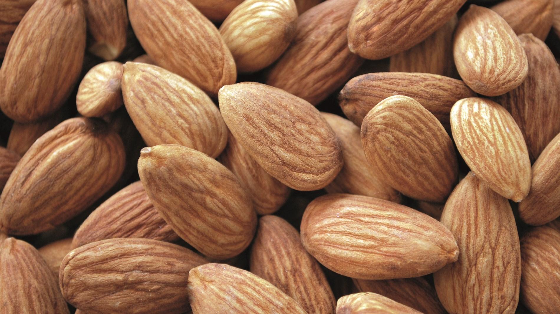 دقيق اللوز قيمة غذائية «حلوة» المذاق