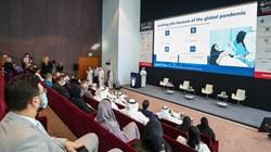 انطلاق قمة تأهيل الشباب واقتصاد المعرفة في أبوظبي