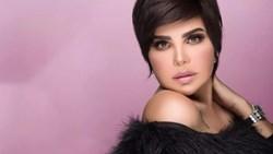 مها محمد تُشارك جمهورها فيديو لابنتها وهي تتقمص شخصية مرعبة