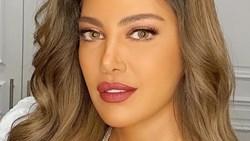 احتفالاً بعيد ميلادها.. غزل متبادل بين ريهام حجاج وزوجها