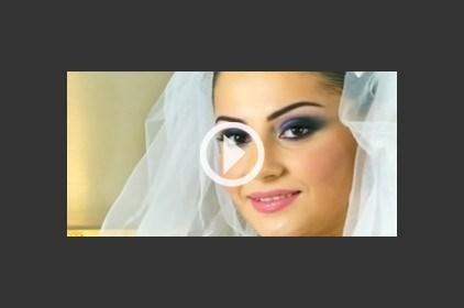 ماكياج العروس