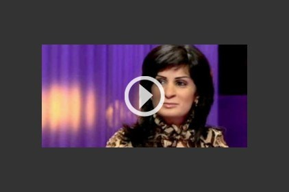 """رحاب ضاهر في ضيافة برنامج """"زهرة الخليج"""""""