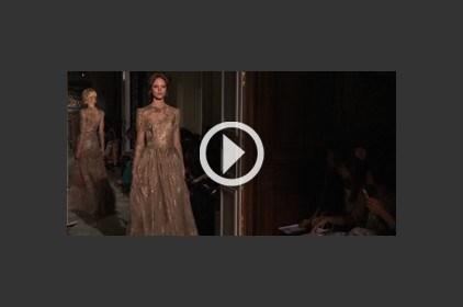 الأميرات الروسيات في أزياء Valentino