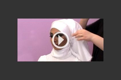 حجاب خليجي للعروس