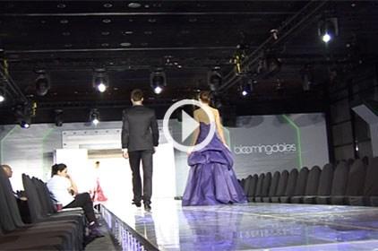 كيف تستعد عارضات أزياء بلومنغديلز قبل العرض