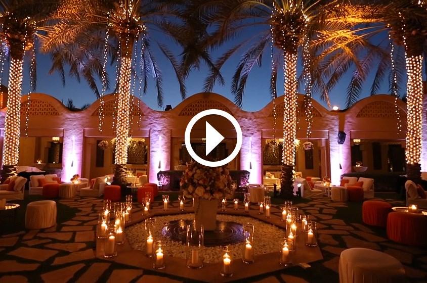 شاهدي الآن زفاف Marrakesh Mist من Carousel في دبي