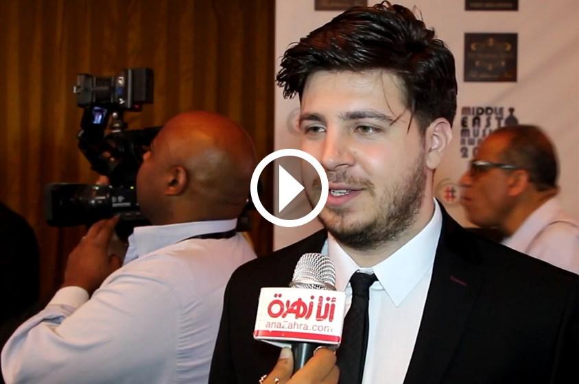 محمد قماح يطمئن جمهوره ويؤكد شفاءه من السرطان