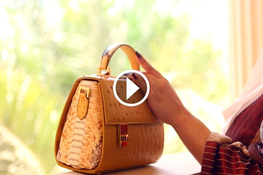 تطلق علامة Native الراقية مجموعة حقائب خريف وشتاء 2015/2016