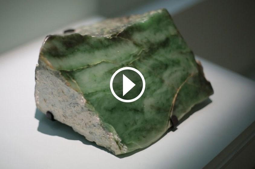 حجر الجاد من الصين الى مجوهرات كارتييه وفان كليف أند أربلز!
